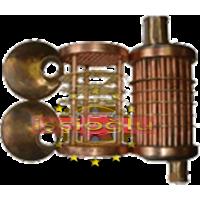 FORD CARGO 2517 2520 MOTOR YAĞ SOĞUTUCUSU (BAKIR)